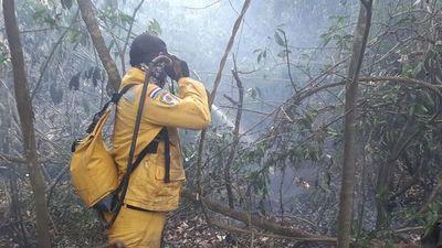 Temen que incendios forestales se repitan como el año pasado y ruegan conciencia