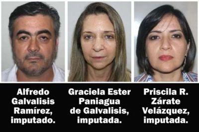 Prisión domiciliaria para supuestos lavadores de mafiosos fronterizos