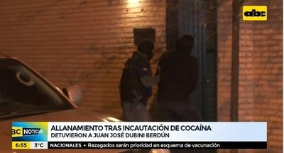 Detienen a otro sospechoso en caso de la megacarga de cocaína