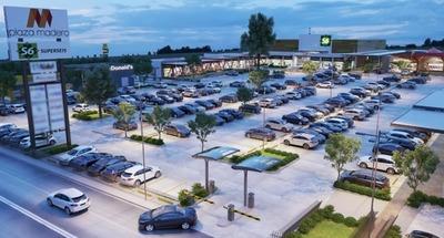 Plaza Madero es el nuevo centro comercial a cielo abierto de Luque