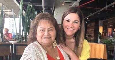 """[VIDEO] Maricha Olitte: """"Mamá se adelantó al viaje que teníamos planeado hacer"""""""