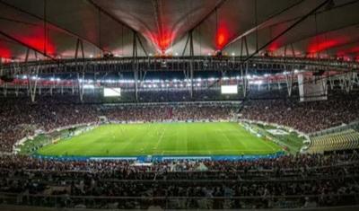 Flamengo recibirá a Olimpia con público en las gradas