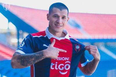 Alan Benítez, oficialmente de Cerro Porteño