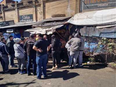 Paseo de los Yuyos: Municipalidad buscará mecanismos para reponer puestos incendiados
