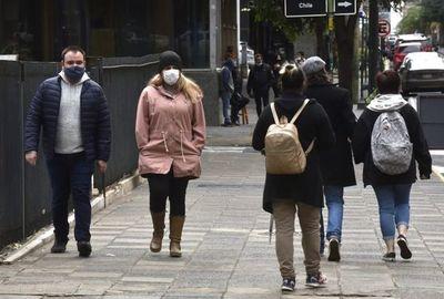 Las ciudades que hoy batieron récords históricos diarios de frío