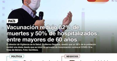 La Nación / LN PM: Las noticias más relevantes de la siesta del 30 de julio