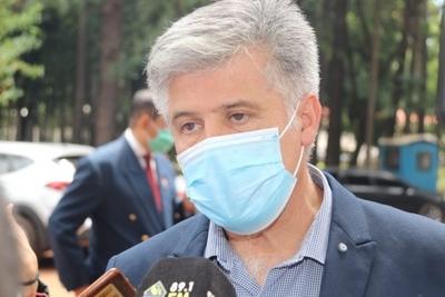Giuzzio no descarta ayuda internacional para combatir a grupos criminales en el norte