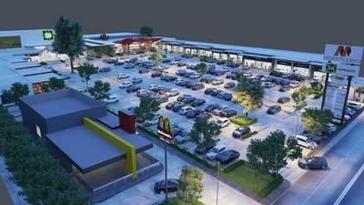 Shopping en Luque dará trabajo a 400 personas: banco, gym, comidas rápidas y más