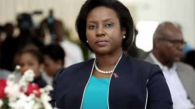 La viuda de Moise podría postularse a la Presidencia de Haití