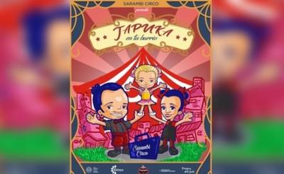 Circo Sarambí recorrerá CDE, Hernandarias, Minga Guazú y Franco