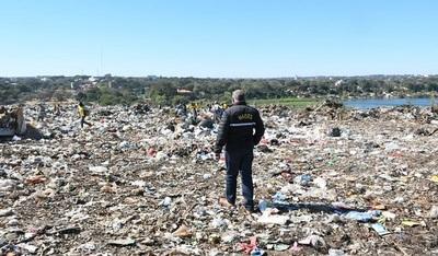 Municipalidad de Asunción fue intervenida por mal manejo de residuos en Cateura
