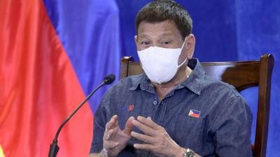 «Por mí que se mueran»: Presidente de Filipinas a los que rechazan vacunarse
