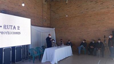 Realizaron audiencia ciudadana sobre conflicto por duplicación de la Ruta PY 02 – Prensa 5