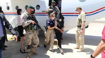 Trasladaran a hermana de Carmen Villalba a la cárcel de Encarnación