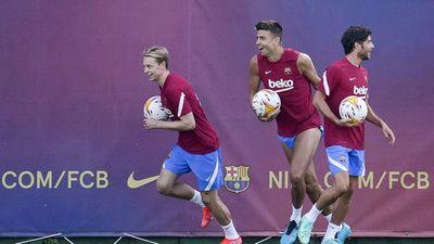 "Gerard Piqué: ""Estamos esperando a Messi"""