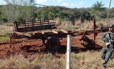 Garrafa se 13 kilos fue utilizada en atentado, según fiscal