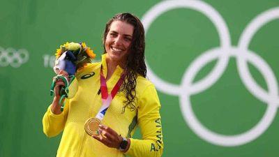 Arregló su kayak con un preservativo y ganó una medalla de oro