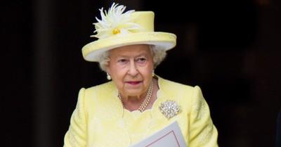 """La reina Isabel dice """"no"""" a la lucha contra el cambio climático y desata la polémica en Reino Unido"""