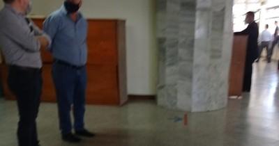 La Nación / Caso Empo: juez otorgó suspensión condicional del procedimiento a directivos