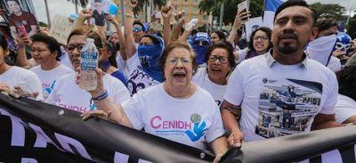 CIDH pide liberación inmediata de opositores en Nicaragua