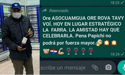 Asocuam preparan farra por el día de la amistad en Pedro Juan Caballero