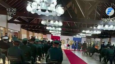 Despiden a los militares de la FTC asesinados en San Pedro