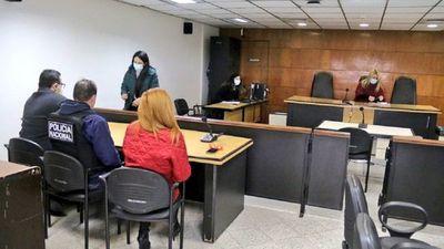 Decretan prisión preventiva para presuntos dueños de cocaína