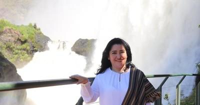 """La Nación / Mano a Mano LN con Sofía Montiel: """"Paraguay se instaló como líder del turismo"""""""