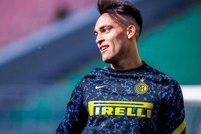 """¿Quiere encontrarse con la """"Pulga""""? Lautaro solo dejaría el Inter para jugar en España"""