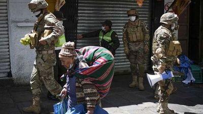 Bolivia: Santa Cruz de la Sierra declaró el alerta sanitario por la variante Delta