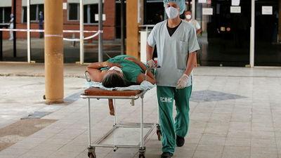 Paraguay cerró este viernes con 390 casos positivos de Covid-19