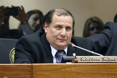 Diputado liberal Salustiano Salinas falleció este viernes