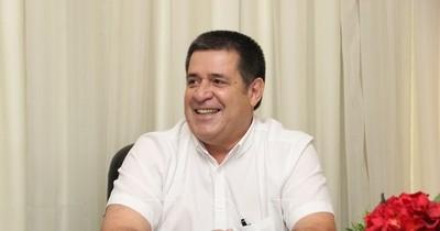 """La Nación / """"Nuestros amigos son nuestro mayor tesoro"""", dijo Cartes"""