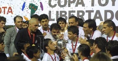 La Nación / Tricampeón, hace 19 años