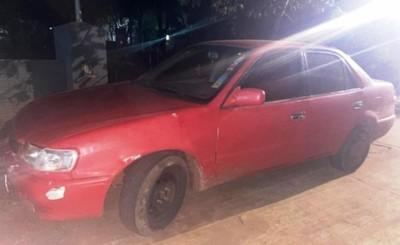 Guardias ciudadanos detienen a joven con vehículo utilizado en asalto