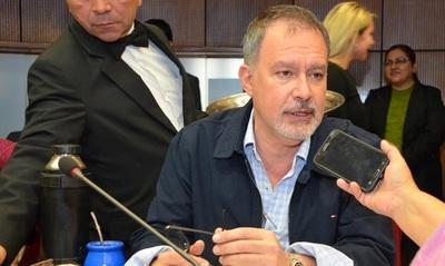 Silva Facetti pide al gobierno redoblar la presencia del estado en el norte