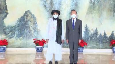 China y los talibanes consolidan su acercamiento