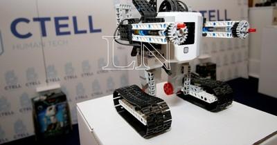 La Nación / Competencia de robótica en la ANR se realiza hoy