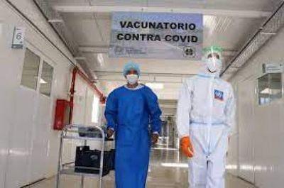 Vacunatorios cerrados este sábado y domingo