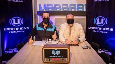 Diego Jansen, la nueva figura de Radio Urbana