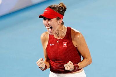La tenista suiza Belinda Bencic gana el oro en individuales de Tokio-2020