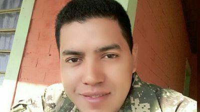 """Soldado muerto amaba su uniforme: """"Él quería estar ahí"""""""
