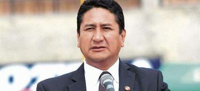 Perú: Fiscalía pide que Vladimir Cerrón sea encarcelado