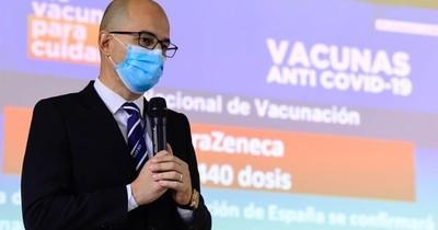 La Nación / Consolidarán aplicación de 2da. dosis de vacunas