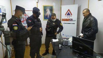 Policía indaga carta con amenazas al grupo Justicieros de la Frontera