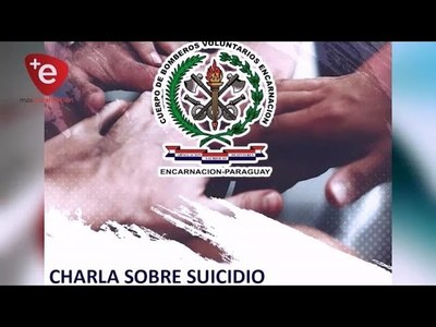 INVITAN A VOLUNTARIOS A PARTICIPAR DE CHARLA PREVENTIVA SOBRE SUICIDIO
