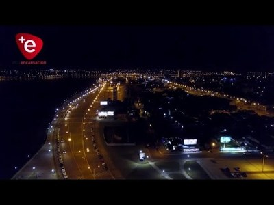 TRAS ANUNCIO DE EVENTOS INTERNACIONALES: HERMOSEAN ESPACIOS PÚBLICOS DE ENCARNACIÓN