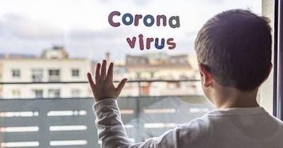 La Nación / Habilitan enlace para registrar a menores en situación de orfandad a causa del COVID-19