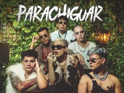 """Caja Blanda lanza su nuevo EP """"Parachiguar"""""""