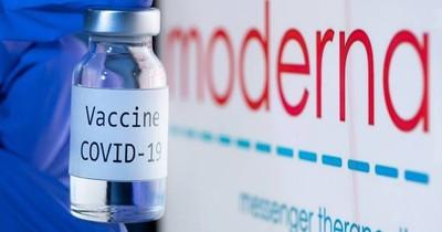 La Nación / Aprueban aumento de producción de la vacuna Moderna